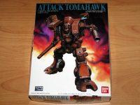 Macross Tomahawk Karton