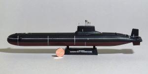 Typhoon Klasse U-Boot