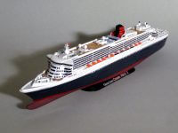 Queen Mary 2 - 1:1200